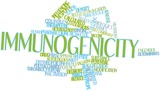Word cloud for Immunogenicity