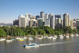 Fototapety Australia's Brisbane city