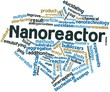 Word cloud for Nanoreactor