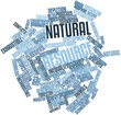 Word cloud for Natural resource