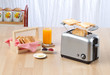 Bread toaster the kitchenware you need for preparing breakfast