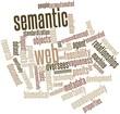Word cloud for Semantic Web