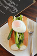 Asparagus And Poached Eggs