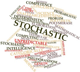 Word cloud for Stochastic