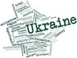 Word cloud for Ukraine
