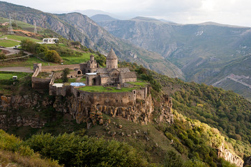 The Monastery of Tatev, Armenia.