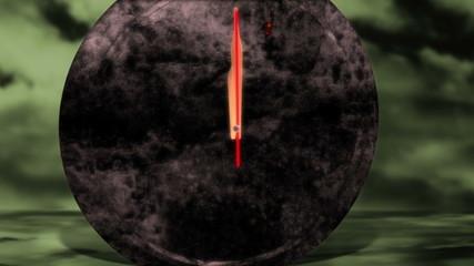 12 Uhr - Explosion