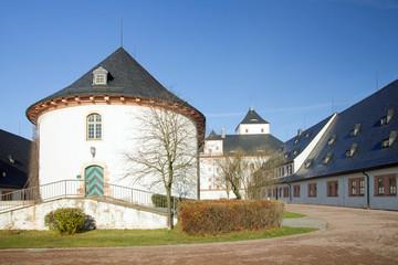 Schloss Augustusburg, Brunnenhaus, Chemnitz