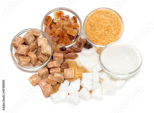 sugar assortment