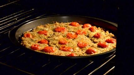 Tortino di sarde Sardines pie
