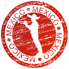 Stamp - Mexico