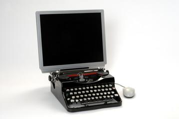 digital typewriter