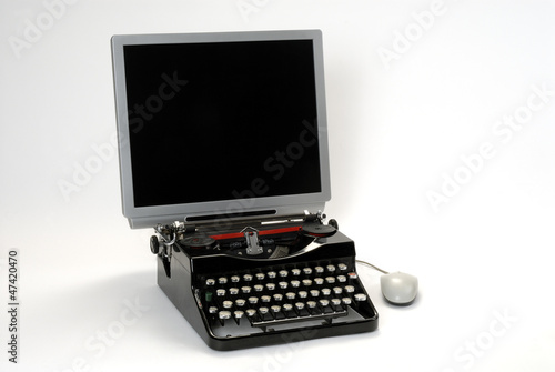 digital typewriter