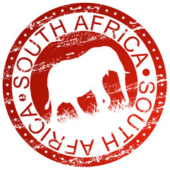 Stamp - South Africa