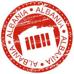 Stamp - Albania