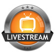 Vector Button Livestream