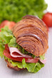 fresh sandwich