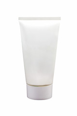 Tube Of Cream Or Gel cosmetic container