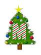 Alphabet Christmas Joy M