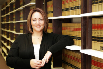 Woman Attorney