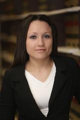 Hispanic Woman Lawyer