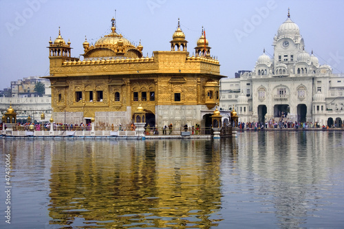 Golden Temple of  Amritsar - India