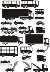Ícones Veículos