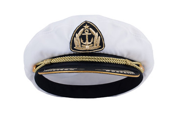 Sea Captain's cap