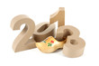 2013 in paper 3D numbers