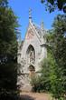 Leinwandbild Motiv Chapelle dans l'île Berder