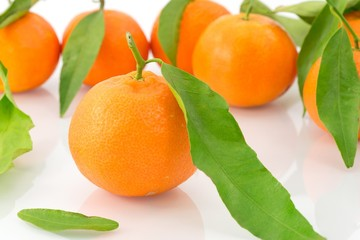 mandarini, clementini