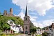 Monreal mit Löwenburg und Pfarrkirche