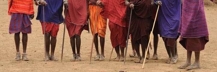 Masai uomini