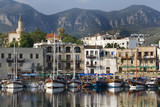 Kyrenia Harbor - Turkish Republic of Northern Cyprus