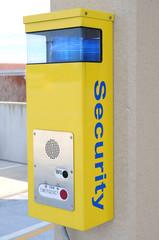 security call box