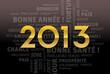 2013 carte de voeux