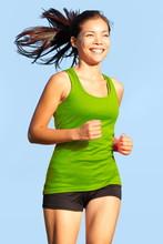 Laufen - Frau beim Laufen