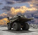 Mining truck - 47441891