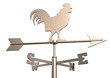 Weathervane Cockerel Isolated