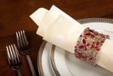 Holiday napkin ring 1