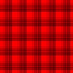 Red flannel background