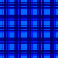 Blue flannel background