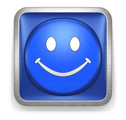 Smile_Face_Blue_Button