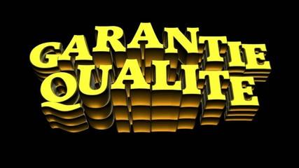 garantie qualite