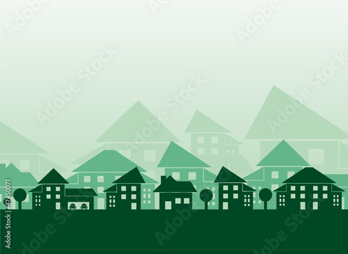 Estate skyline