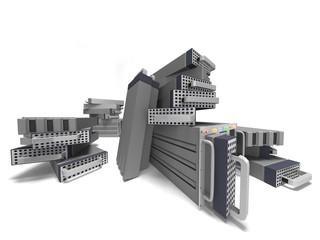 Computer Server Big Data