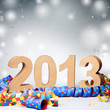 Celebrating New Year 2013