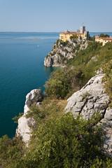 Castello di Duino e sentiero Rilke