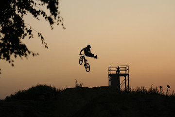 Ride In The Sunset