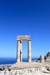 Fragment of Hellenistic stoa